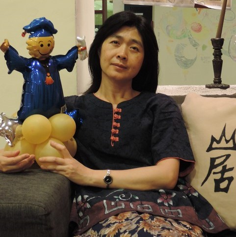 王美玲 老師