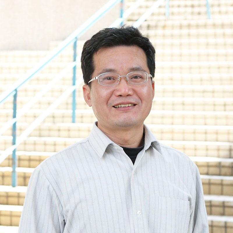 李清福 教授
