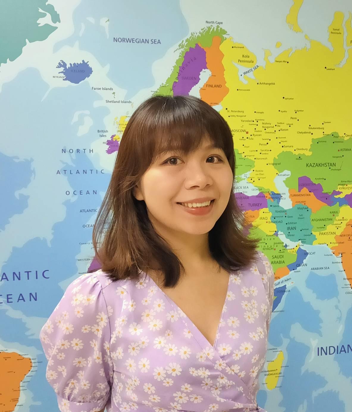 彭紫妍 小姐
